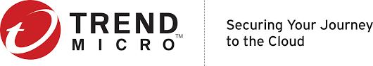Logomarca da Trend Micro autora do relatório de ameaças digitais
