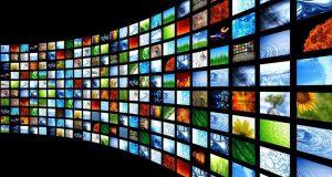Indústria de mídia e entretenimento
