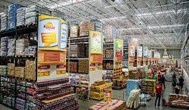Gôndolas de supermerccado