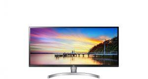 O monitor LG UltraWide