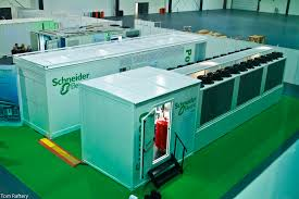 Data center schneider