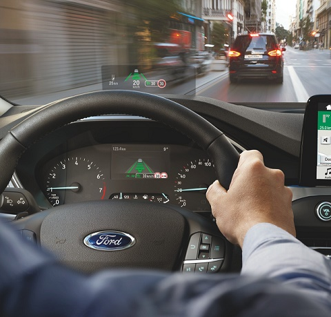 Ford-Tecnologia Visor