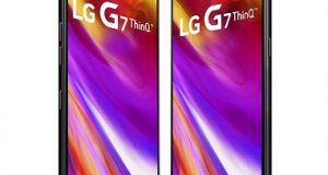 2 Smartphones G7 ThinQ da LG