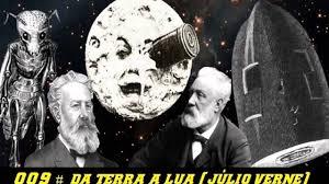 Julio Verne da terra à lua