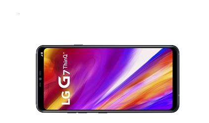 O smartphone G7