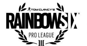 Logomarca da Rainbow Six Pro League
