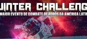Banner do Winter Cahallenger desafio de robótica