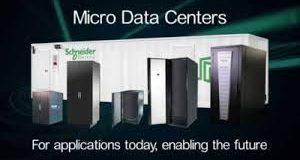 Um Micro Data Centers da Schneider