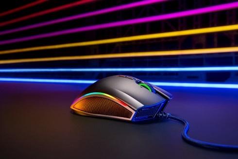 O Mouse gamer da Razer Mamba  elite