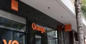 Um dos escritórios Orange Services