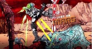 Cena do game Far Cry 5 Perdido em Marte