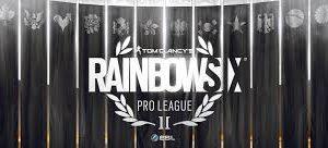 Banner da Raimbow Six Pro League