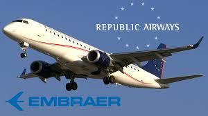 Banner da Republic Airways