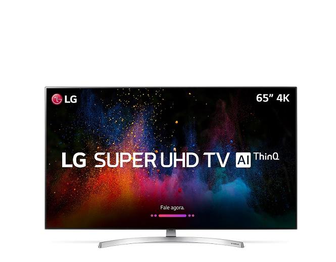 TV LG SK85 lançamento tvs eletrolar