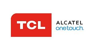 Logomarca da TCL Alcatel