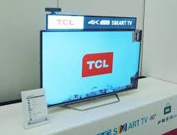 TV 4k TCL
