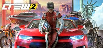 Banner do game The Crew 2
