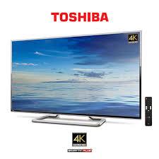 TV Toshiba marca da TCL