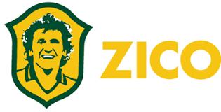 Logomarca do Zico