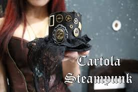 Cartola Steampunk