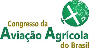 Banner do congresso de aviação agrícola