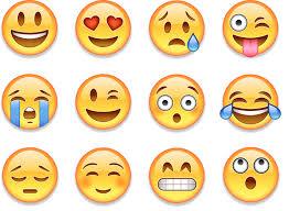 Vários emoji