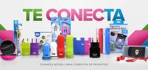Banner com produtos da i2GO conecta que estará na Eletrolar Show