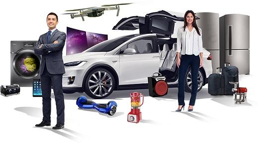 Imagem campanha divulgação da Eletrolar Show