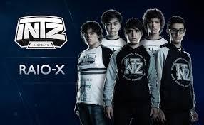 Equipe INTZ Rainbow Six