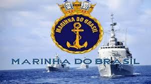 Banner com o Brasão da Marinha do Brasil