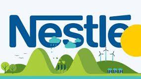 Logomarca Nestlé fantasia
