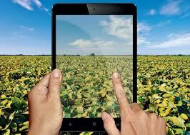 Tablet na agricultura Internet das coisas na agricultura