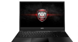 O Notebook gamer Avell G1550 Fox