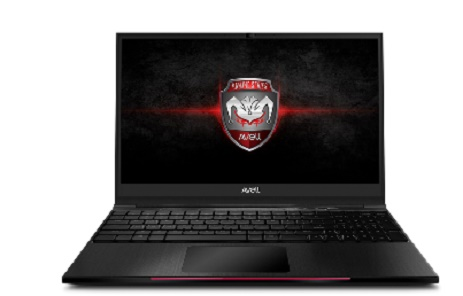 O Notebook gamer Avell G1550 Fox