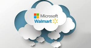 Nuvem Microsoft e Walmart