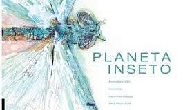 Banner do Planeta inseto do Instituto Biológico