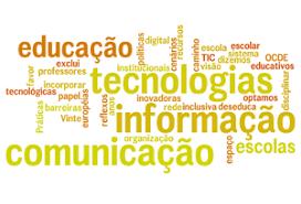 Banner com tecnologias variadas incluindo  sistema Escolar