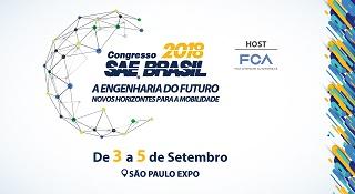 Banner do congresso SAE Brasil