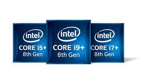 Caixas com processadores Intel Core