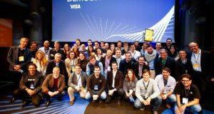 Demo day a celeração de Startups da Visa