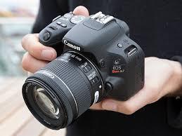 Câmera Canon EOS SL2