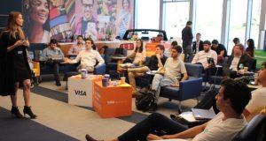 Participantes do Everywhere Initiative da Visa