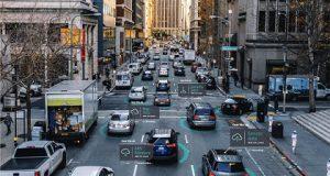 Trânsito veículos conectaqdos OTA Connect