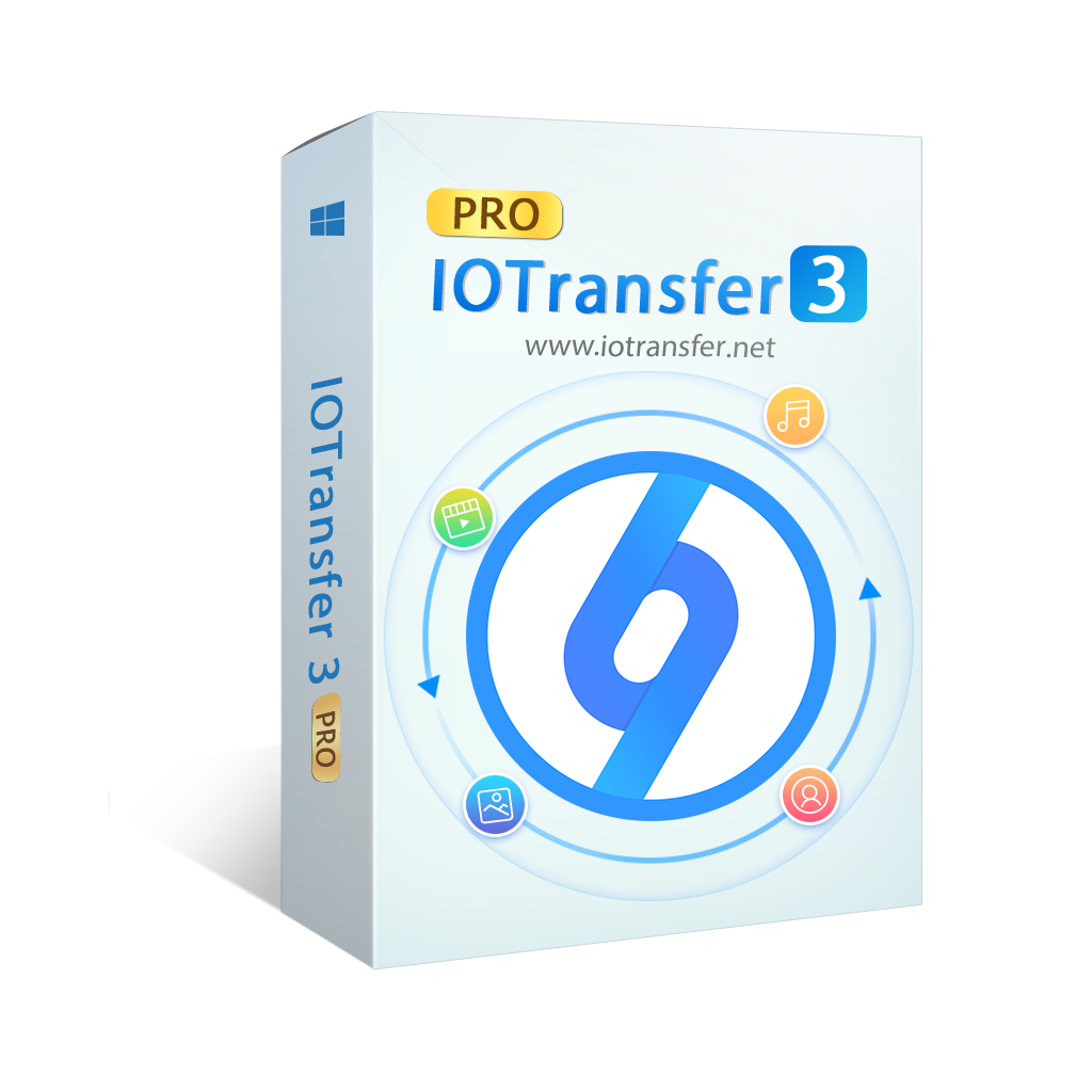 IOTransfer 3 box