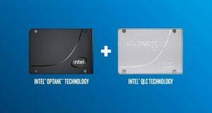 Memórias Intel Optane + QLC