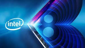 Banner artístico da Intel