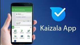 Smartphone ecom o app Kaizala