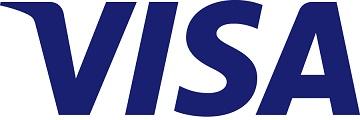 Logomarca da Visa cartões