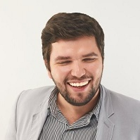 Lucas Almeida CEO da INTZ