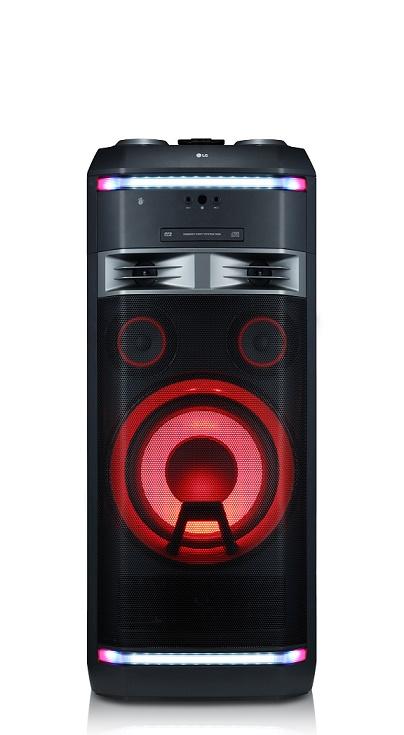 Torre Caixa LG com Bluetooth